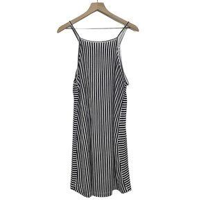 Crescent Drive Striped Racerback Tank Dress sz 2